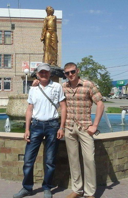 Михаил и Александр Потехины
