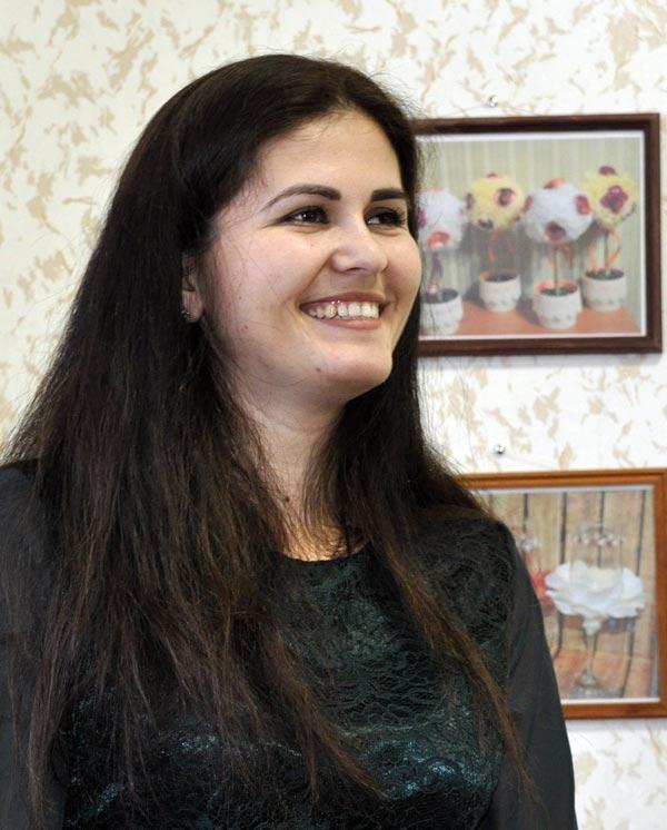 Валентина Машенцева