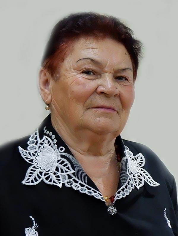 Мария Любринец