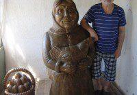 Бабушки с автором