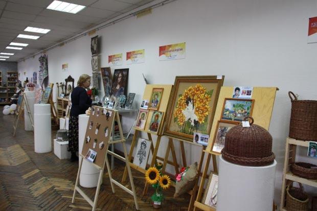 В Волгограде открылась ярмарка «Лавка мастеров»